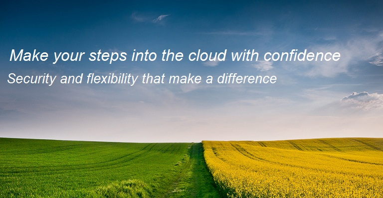 Make your steps into the cloud with confidence